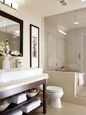 Luxury Decorating Idea No. 1: Inspire Tranquility master bathroom decor ideas