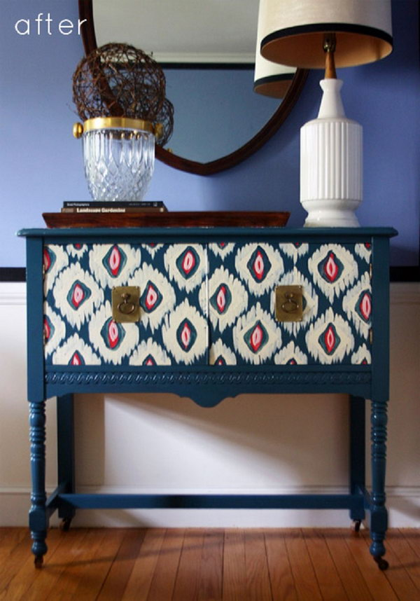 Luxury Hand Painted Dresser, 5 painted furniture ideas hand painted furniture ideas