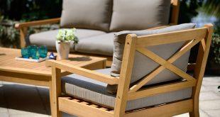 Luxury Maintaining wooden garden furniture wooden garden recliners