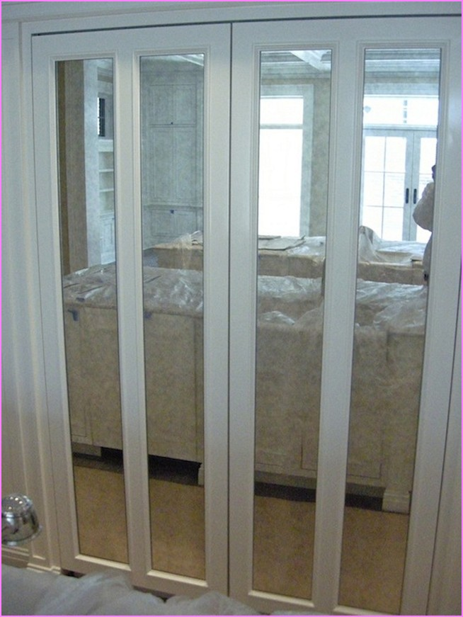 Luxury Mirrored Bifold Closet Doors Loweu0027s Bifold Mirrored Closet Sinaappco . mirrored bifold closet doors
