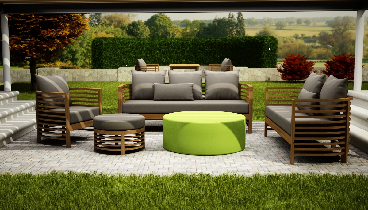 Modern High quality outdoor furniture for your home oasis luxury outdoor furniture