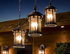 Luxury Outdoor Hanging Lights hanging outdoor light fixtures