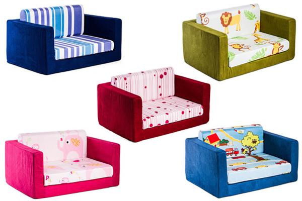 Kids fold out sofa flip out sofa for kids home and textiles thesofa Toddler flip out sofa couch bed