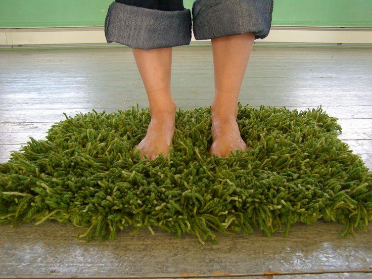 Luxury u0027grassu0027 rug ... their 22 x 30 used about 11 balls of grass area rug