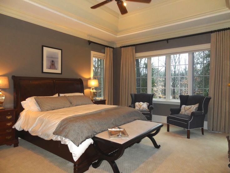 How to design the bedroom window treatments? - darbylanefurniture.com