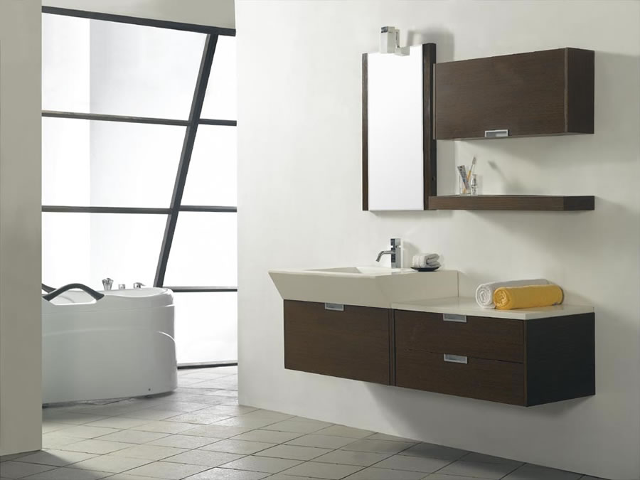 Buy One Of The Alluring Modern Bathroom Sinks