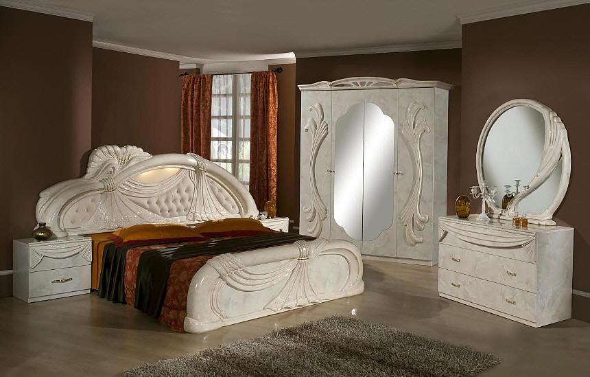 Master ... Gina bedroom furniture ... italian bedroom furniture sets