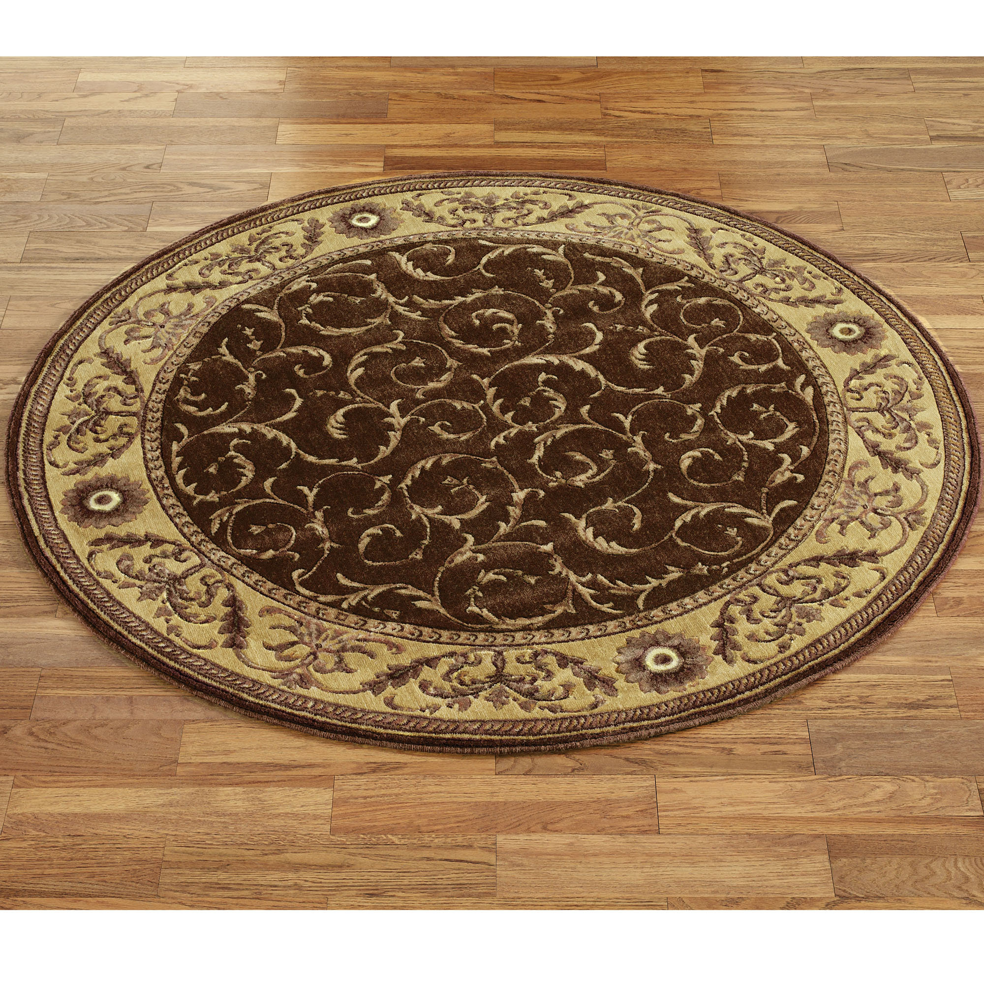 Decorate Your Home With Long Round Rug