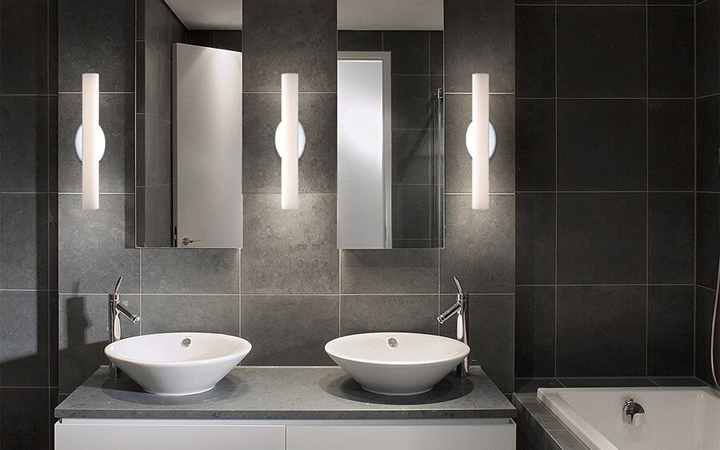 The significance of led bathroom lights for Master bathroom vanity lights
