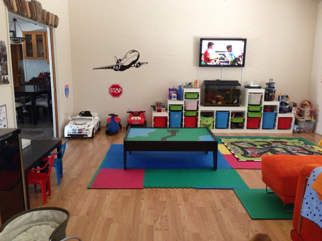 Master ... Playroom Kids Ideas kids playroom ideas on a budget