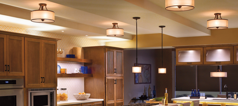 Master Semi Flush Ceiling Lights ceiling mount kitchen lights