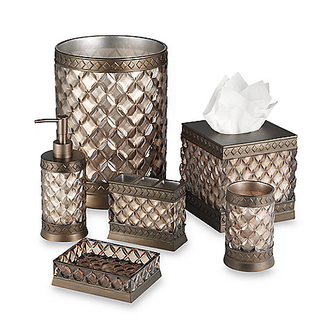 Master Waterford Champagne Bath Ensemble » Bed Bath u0026 Beyond Video bed bath and beyond bathroom sets