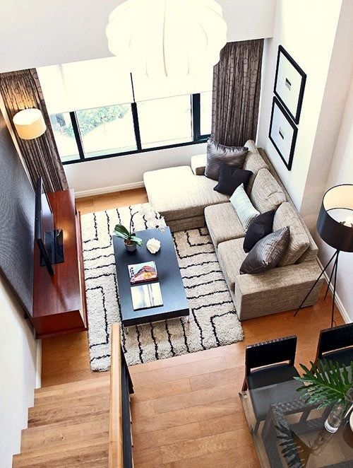 Modern 17+ best ideas about Small Living Rooms on Pinterest | Small living small living room design ideas