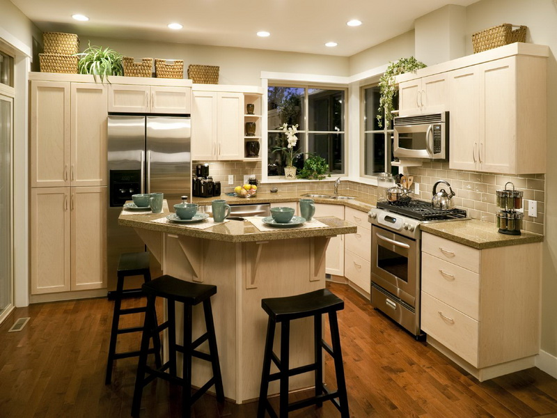 Modern 20 Unique Small Kitchen Design Ideas. Island DesignModern KitchensKitchen  ... kitchen island designs for small kitchens