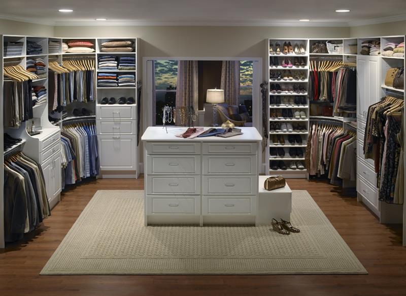 Modern 24 Jaw Dropping Walk In Closet Designs-1 walk in closet design