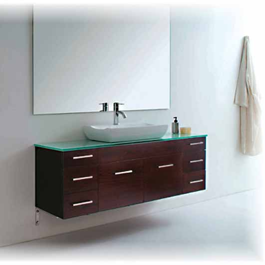 Photos of Giovanni II - Modern Bathroom Vanity Set 59 modern bathroom sinks and vanities
