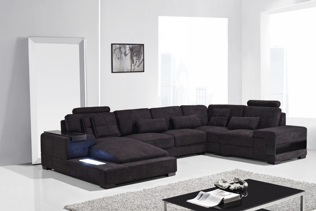 Master Diamond Modern Fabric Sectional Sofa modern fabric sectional sofa