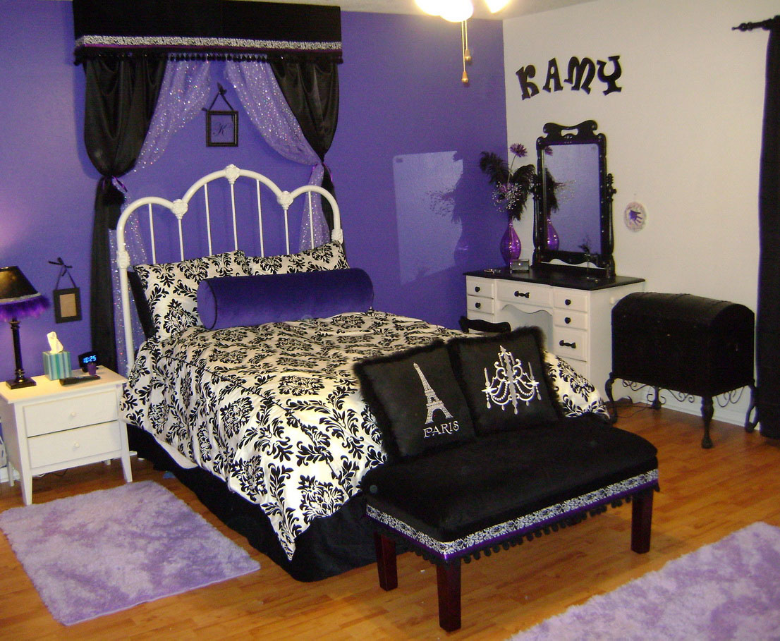 Modern Girl: Cute Bedroom Ideas For Teenage Girl cute teenage girl bedroom ideas