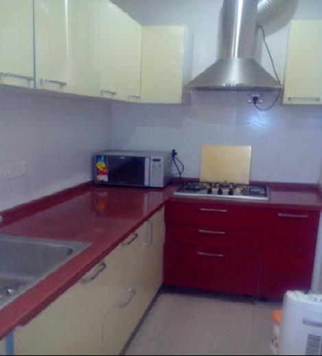 Modern L shape modular kitchen for small kitchen l shaped modular kitchen designs for small kitchens