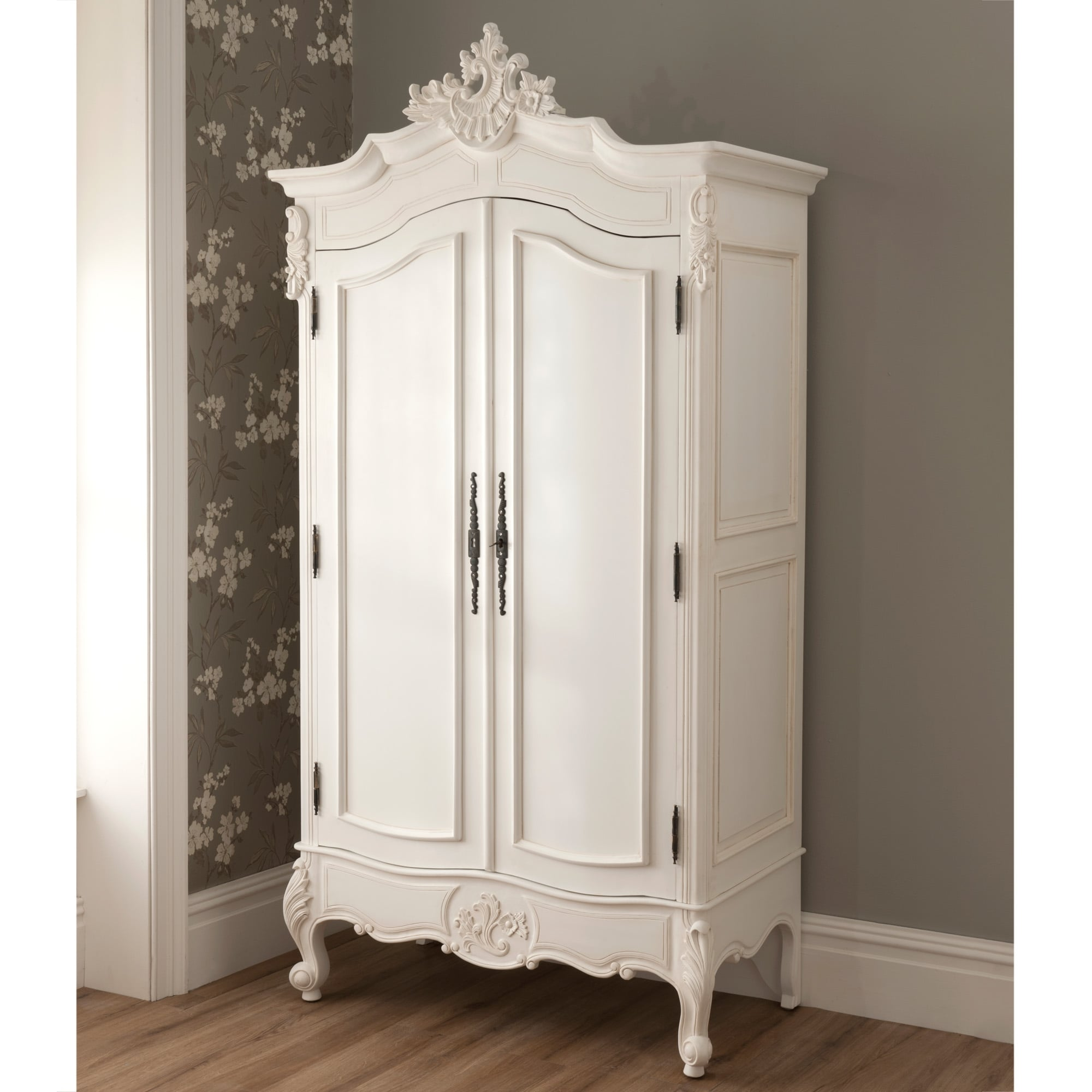 Modern La Rochelle Antique French Style Wardrobe antique french wardrobes