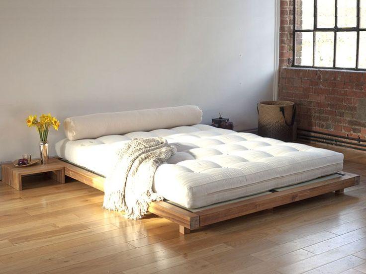 Modern Low Platform Bed Frame Queen | Home Design Ideas low bed frames