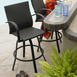 Modern Patio Bar Stools outdoor bar furniture sets