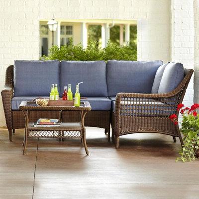 Modern Shop Wicker Lounge Furniture wicker outdoor furniture