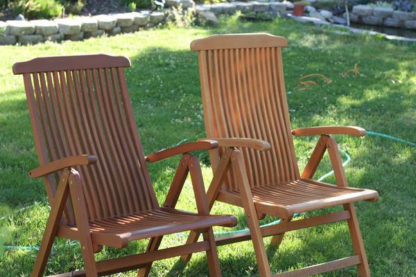 Modern ... Teak Patio Furniture. pair_teak_patio_chairs_with _teak_oil finishing teak outdoor furniture