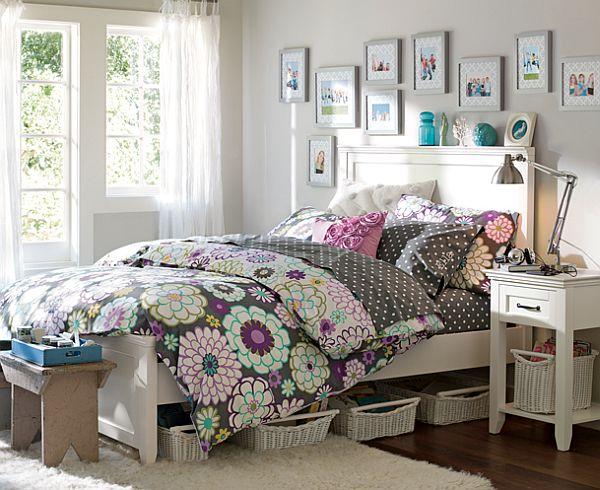 Modern ... View ... bedroom designs for teenage girls