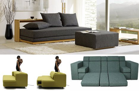 Modern When ... cool sleeper sofa