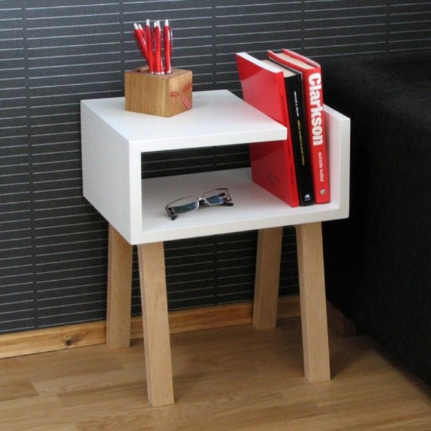 Create a modern look in house with modern furniture for Latest side table designs