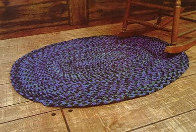 New An Interwoven Braided Rug - Do It Yourself - MOTHER EARTH NEWS diy braided rug