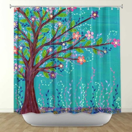 New Buy Shower Curtain Artistic Designer from DiaNoche Designs by Sascalia  Unique, shower curtains funky unique cool