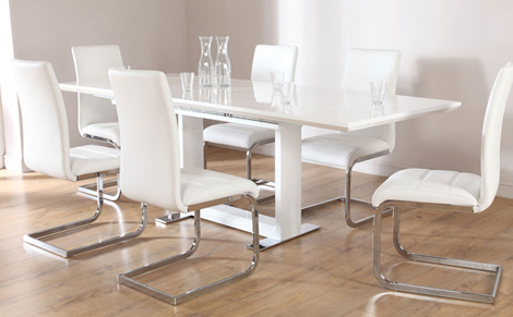 New Great Extending Dining Table Best 8 Seater Dining Table Designs Avignon extending dining table and chairs