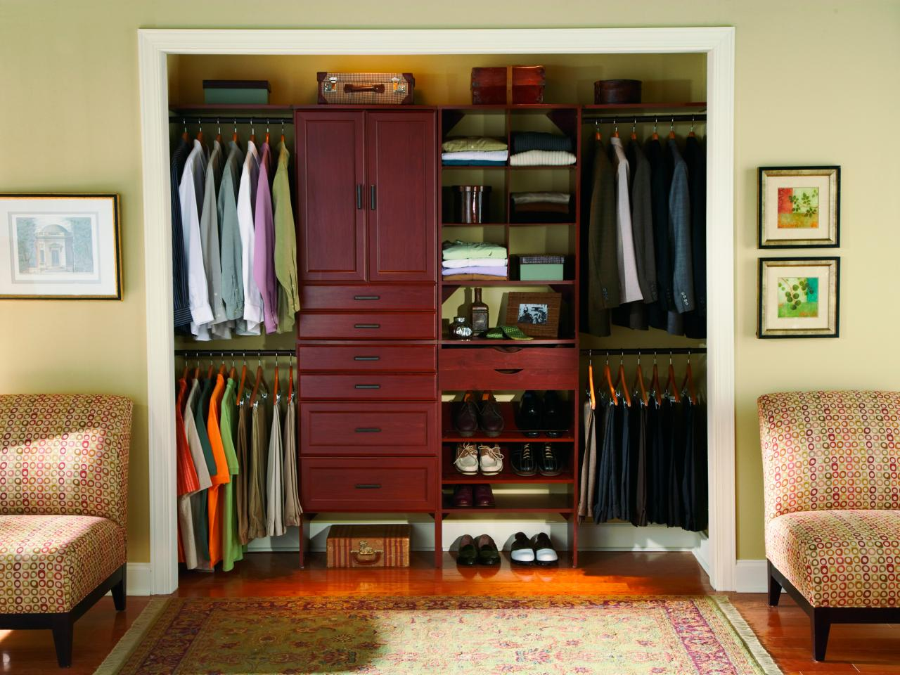 New Keep Style in Mind small closet solutions