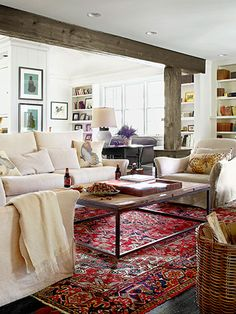 New living room ideas oriental rug - Google Search persian rug living room
