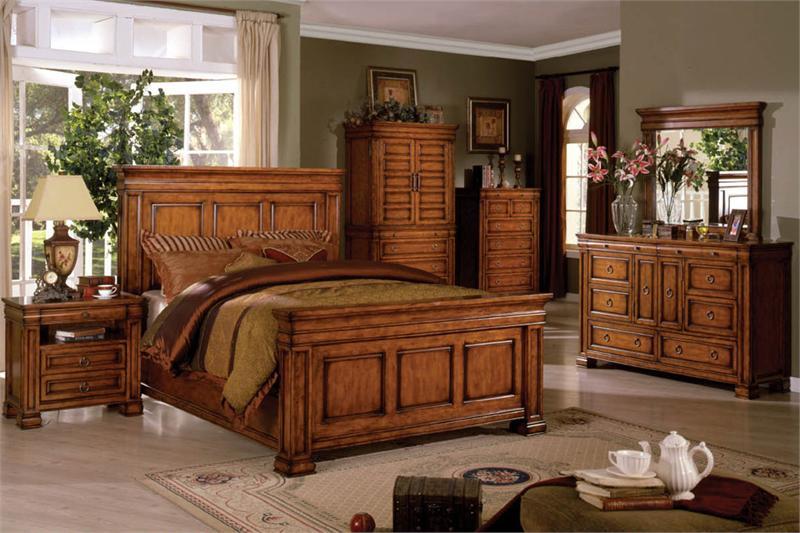 Advantages of buying oak bedroom furniture - darbylanefurniture.com