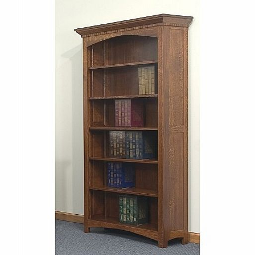 New solid-wood-bookcases-2 solid wood bookcases