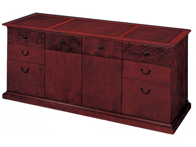 Stylish Del Mar Executive Office Credenza File Cabinet office credenza with file drawers