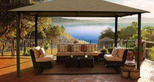Cool 10 ... patio canopy gazebo