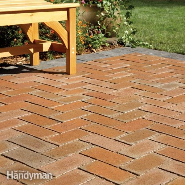 Modern How to Cover a Concrete Patio With Pavers patio flooring over concrete