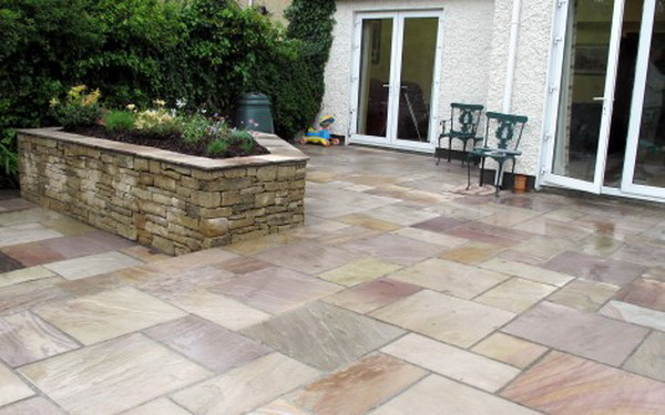 Great Patio Stones Tiles  Which Tiles Suites You?