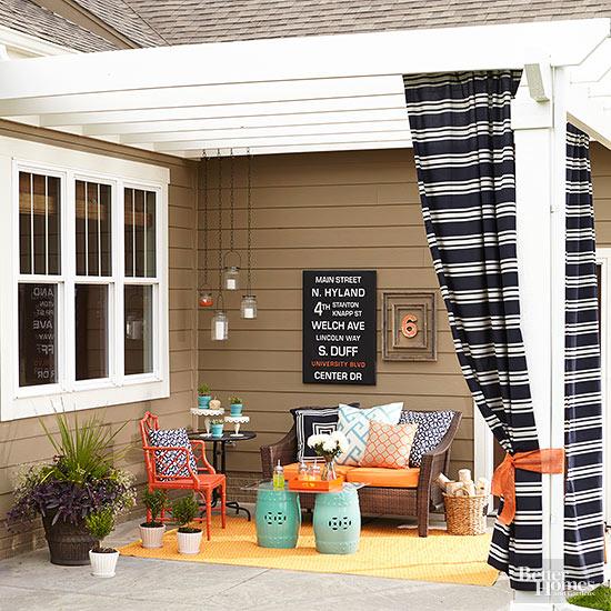 Photos of 1 of 22 diy patio ideas