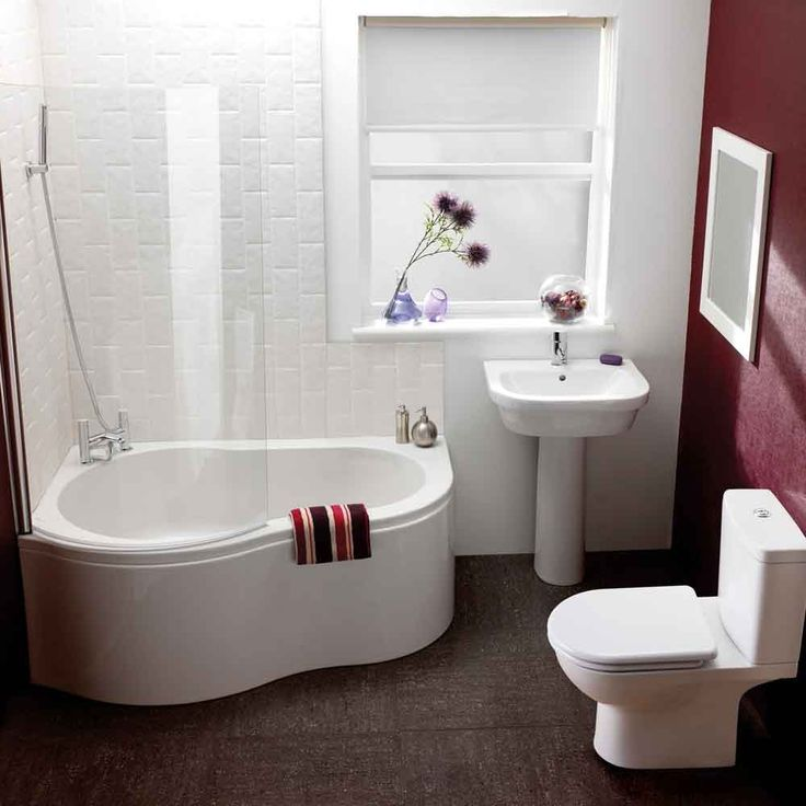 Photos of 25+ best ideas about Small Bathroom Bathtub on Pinterest | Bathtub shower baths for small bathrooms