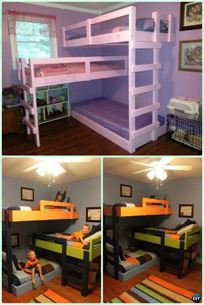 Photos of 25+ best ideas about Triple Bunk Beds on Pinterest | Triple bunk, triple bunk beds for kids