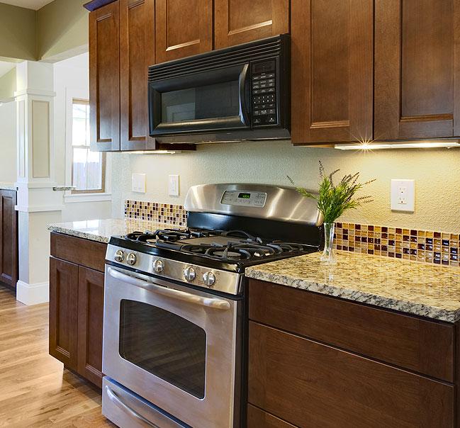 Photos of brown glass backsplash tile kitchen glass backsplash designs