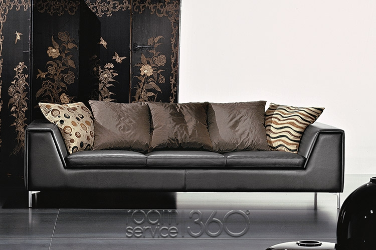 Photos of Details luxury italian leather sofas