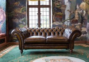 Photos of Handcrafted traditional leather furniture traditional chesterfield sofas