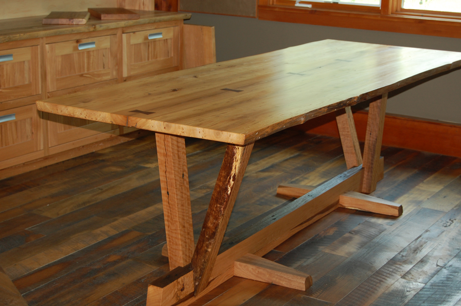 Photos of Reclaimed hardwoods conference dining table  reclaimed wood  dining table for sale. COMFY WOOD DINING TABLE AND CHAIRS   darbylanefurniture com