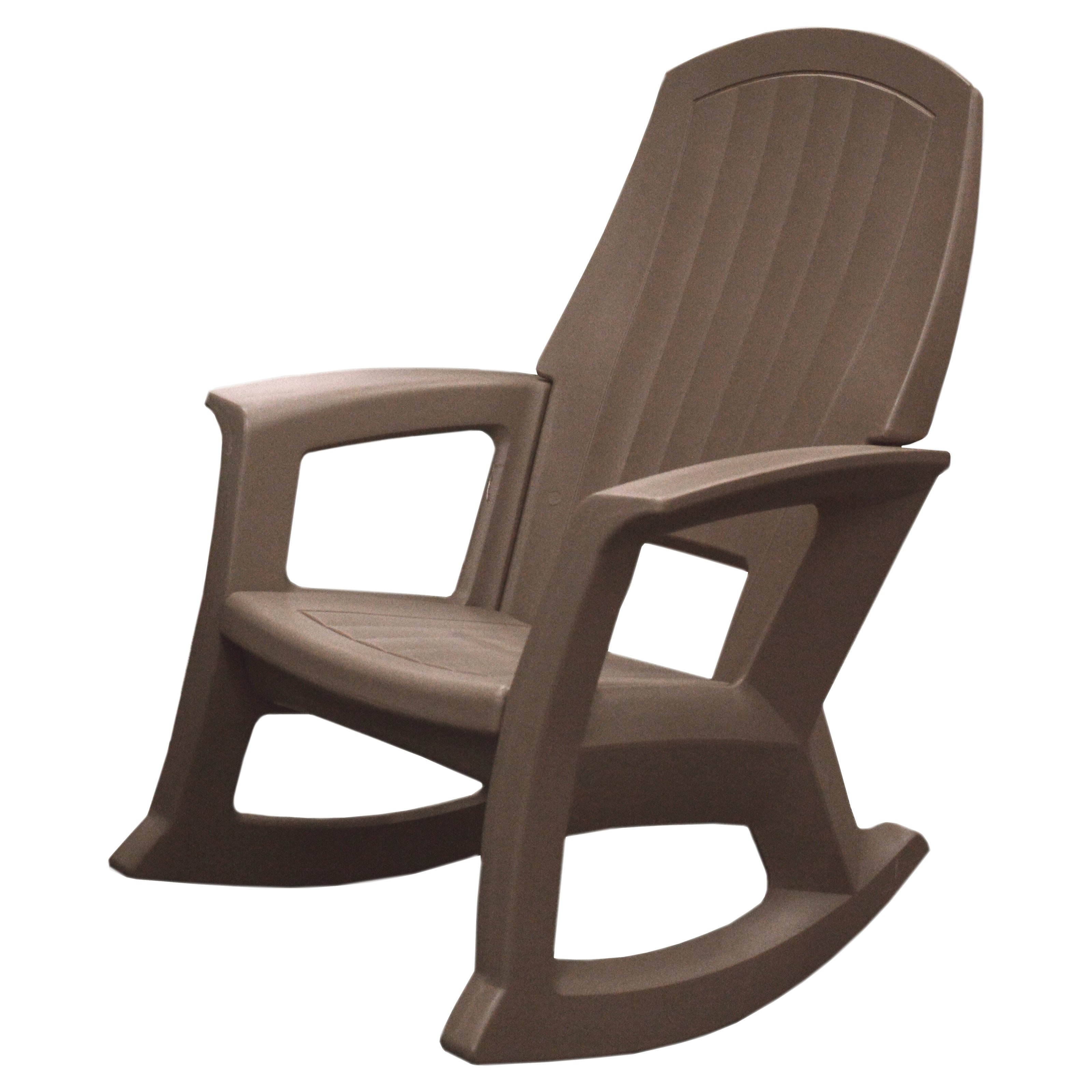 Photos of Semco Recycled Plastic Rocking Chair - Walmart.com plastic rocking chair